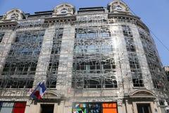 Modern Building at Paris Royalty Free Stock Image