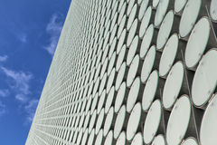 Modern building pattern Stock Photo