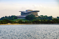 Modern building in Putrajaya, Malaysia Royalty Free Stock Photos