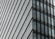 Modern building and reflecting windows, Berlin Royalty Free Stock Image