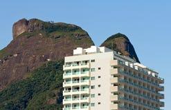 Modern building in Rio De Janeiro Royalty Free Stock Photos