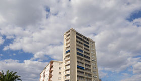 Modern building. Sete& x27;s modern building royalty free stock image