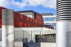 Modern building Stock Photos