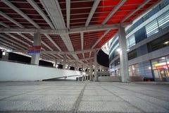 Modern building, stadium, sports building Royalty Free Stock Photo