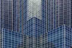 Modern Building Structure Stock Image