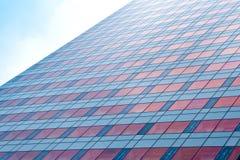 Modern building texture Stock Photos