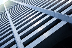 Modern building texture Stock Image