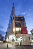 Modern building in Ulm, Germany Royalty Free Stock Photography