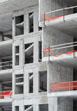 Modern building under construction Stock Photos