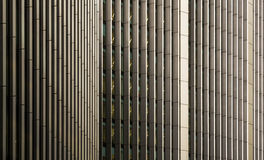 Modern Building Vertical Abstract Design royalty free stock photography