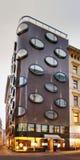 Modern building in Vienna. Austria Stock Photo