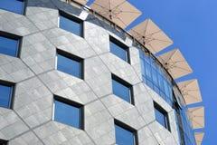 Modern building in Vienna Stock Photos
