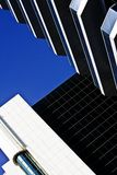 Modern building view Royalty Free Stock Photo