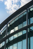 Modern building. Royalty Free Stock Photography