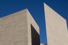 Modern building in Washington DC Stock Photos