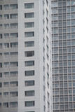 Modern building window Royalty Free Stock Images