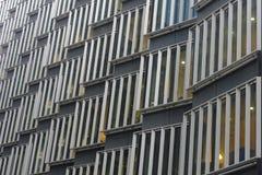 Modern Building Windows Royalty Free Stock Photo