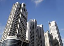 Modern buildings. Modern urban residential buildings,Modern buildings Stock Photo