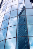 Modern buildings royalty free stock photography