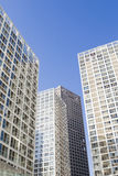 Modern buildings. Intended for small office/home office, beijing, china Stock Image