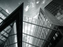 Modern buildings Royalty Free Stock Image