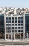 Modern buildings of Amman Stock Photography