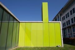 Modern buildings area in Maciachini place in Milan, Italy. Europe Stock Photos