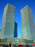 Modern buildings in Astana / Kazakhstan Stock Images