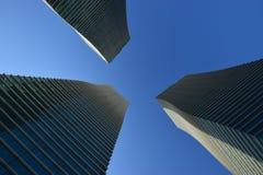 Modern buildings in Astana / Kazakhstan Royalty Free Stock Image