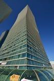 Modern buildings in Astana / Kazakhstan Stock Photo