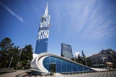 Modern buildings in Batumi, Georgia Stock Photography