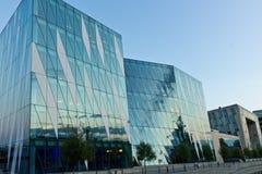 Modern buildings in Hellerup Stock Image