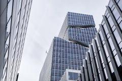 Modern buildings royalty free stock photo