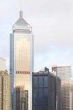 Modern buildings at hongkong Royalty Free Stock Photography