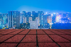 Modern Buildings In Cities, China Royalty Free Stock Photos