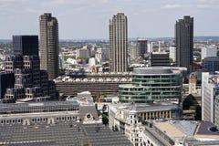 Modern Buildings In London Uk Europe Stock Images