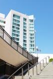 Modern buildings in Los Angeles Stock Images