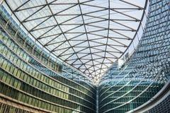 Modern buildings in Milan Stock Photos