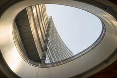 Modern buildings in Milan Stock Images