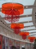 Modern buildings - new shopping center Mega Silk Way Stock Photography