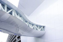 Modern buildings. Office building with modern design Royalty Free Stock Image