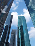 Modern buildings Royalty Free Stock Photos
