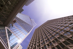 Modern Buildings in Paris. Business Concept. View of Modern Buildings in Paris. Business Stock Photography