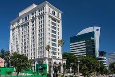 Modern Buildings in Porto Alegre Royalty Free Stock Photo