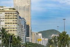 Modern Buildings Rio de Janeiro Brazil Royalty Free Stock Images