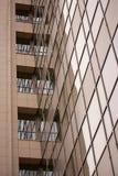 Modern buildings. St. Petersburg. Royalty Free Stock Image