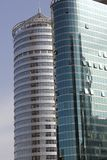 Modern buildings in Tel Aviv metropolitan area Stock Images