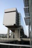 Modern buildings in vienna Stock Photos