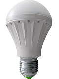 Modern bulb for illumination Stock Photo