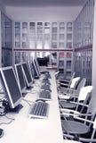 Modern bureau Royalty-vrije Stock Afbeeldingen